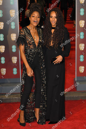 Naomie Harris and Afua Hirsch