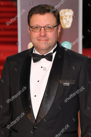 Editorial picture of 71st British Academy Film Awards, Arrivals, Royal Albert Hall, London, UK - 18 Feb 2018