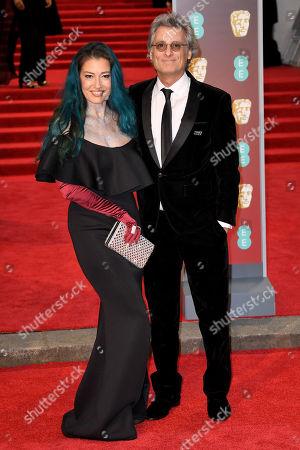 Editorial image of 71st British Academy Film Awards, Arrivals, Royal Albert Hall, London, UK - 18 Feb 2018