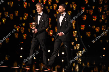 Editorial image of 71st British Academy Film Awards, Show, Royal Albert Hall, London, UK - 18 Feb 2018