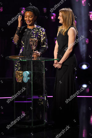 Editorial picture of 71st British Academy Film Awards, Show, Royal Albert Hall, London, UK - 18 Feb 2018