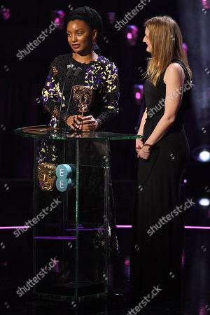 Editorial image of 71st British Academy Film Awards, Show, Royal Albert Hall, London, UK - 18 Feb 2018