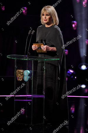 Editorial photo of 71st British Academy Film Awards, Show, Royal Albert Hall, London, UK - 18 Feb 2018