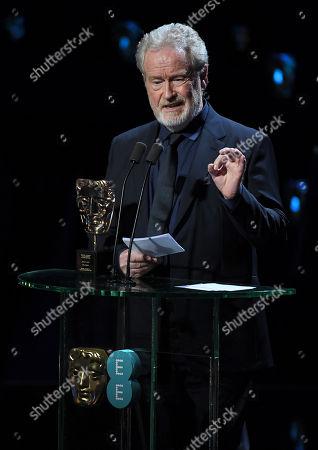 Sir Ridley Scott - Fellowship