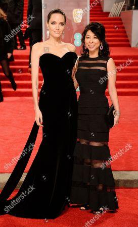 Editorial photo of 71st British Academy Film Awards, VIP Arrivals, Royal Albert Hall, London, UK - 18 Feb 2018