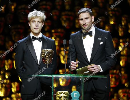 Edward Holcroft and Tom Taylor