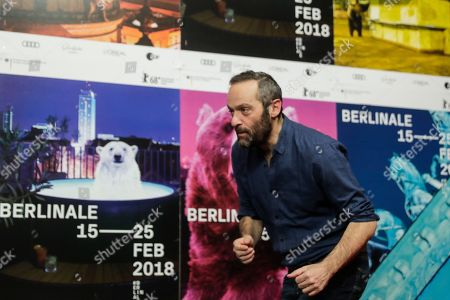 Editorial picture of Film Festival, Berlin, Germany - 18 Feb 2018