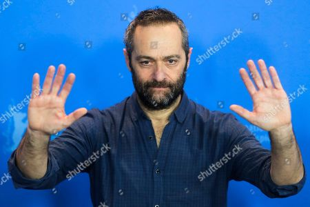 Director Cedric Kahn poses at a photo-call for the film 'The Prayer' during the 68th edition of the International Film Festival Berlin, Berlinale, in Berlin, Germany