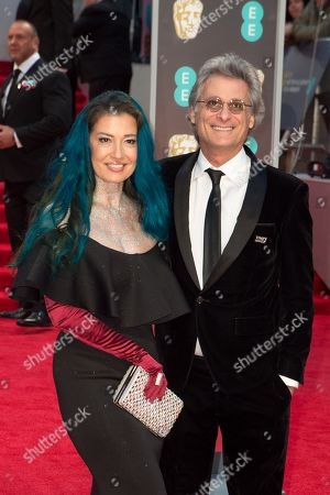 Ann and Mark Mangini