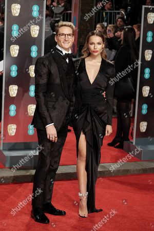 Ollie Proudlock and Emma Connolly