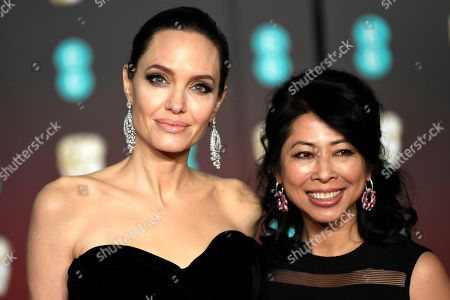 Angelina Jolie, Loung Ung