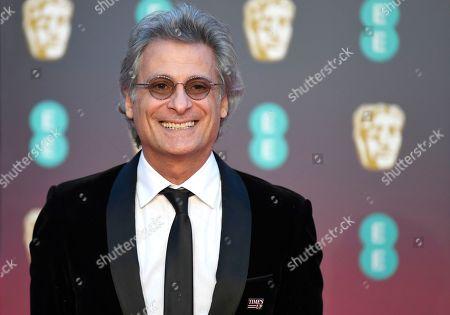 Editorial photo of Arrivals - 2018 EE British Academy Film Awards, London, United Kingdom - 18 Feb 2018