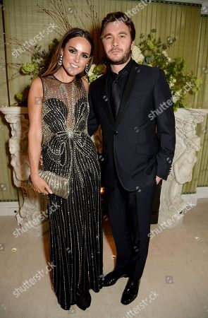 Editorial photo of Vogue and Tiffany & Co party, Annabel's, London, UK - 18 Feb 2018