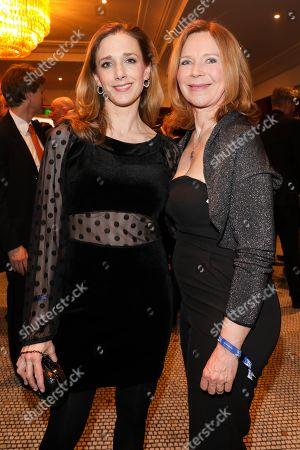 Kristin Meyer and Marion Kracht