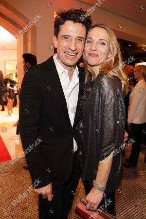 Oliver Mommsen and Tanja Wedhorn