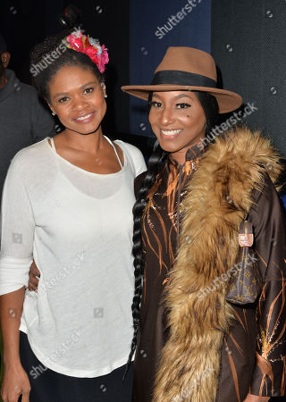 Kimberly Elise, Candice Johnson