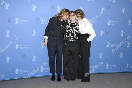 Valeria Golino, Laura Bispuri, Alba Rohrwacher