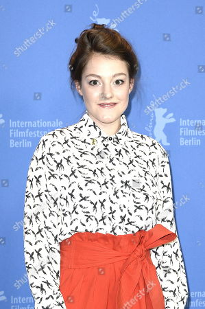 """Editorial picture of Photocall """"L'Animale"""" Berlinale 2018, Berlin, Germany - 18 Feb 2018"""