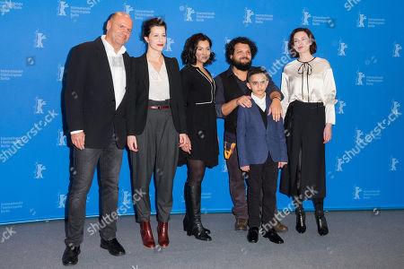 Gabor Ferenczy, Andrea Taschler, Lidia Danis, Arpad Bogdan, Mila