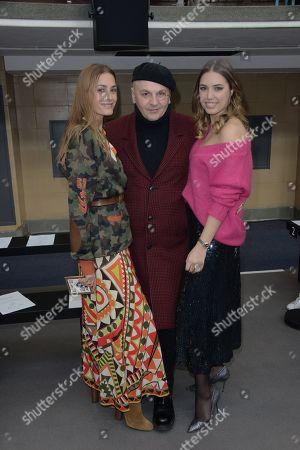 Yasmin Le Bon, Sascha Lilic, Amber Le Bon