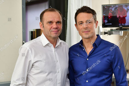 Bernd Hoffmann, Alexander Bommes