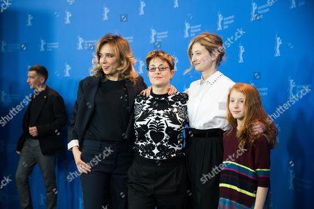 Alba Rohrwacher, Udo Kier, Laura Bispuri, Valeria Golino