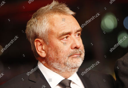 Stock Image of Director Luc Besson