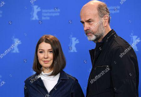 Erik Poppe and Andrea Berntzen