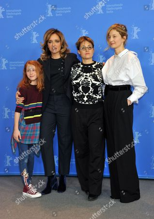Alba Rorhwacher, Valeria Golino, Laura Bispuri, Sara Casu