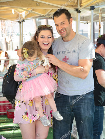 Editorial photo of Celebrities at Studio City Farmers Market, Los Angeles, USA - 18 Feb 2018