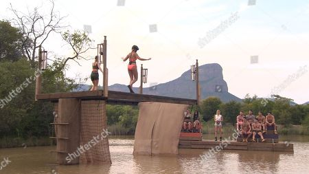 Editorial picture of 'Survival Of The Fittest' TV show, Series 1, Episode 9, South Africa - 19 Feb 2018