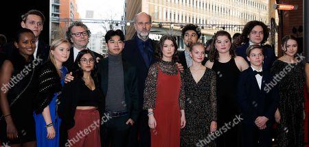 Editorial image of Film Festival, Berlin, Germany - 19 Feb 2018