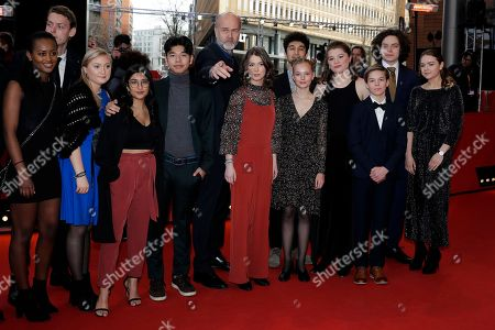 Editorial picture of Film Festival, Berlin, Germany - 19 Feb 2018