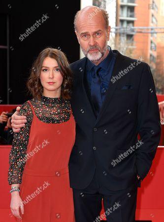 Editorial photo of Utoya - Premiere - 68th Berlin Film Festival, Germany - 19 Feb 2018