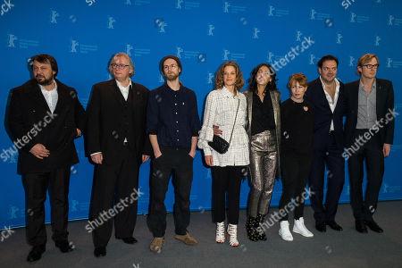 Robert Gwisdek, Marie Bäumer, Emily Atef, Birgit Minichmayr, Ch