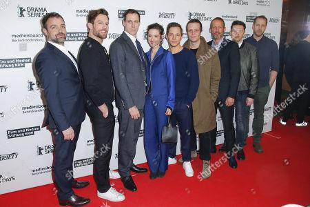 Juergen Maurer, Ken Duken, Marc Hosemann, Friederike Becht, Trystan Puetter, August Diehl, Wotan Wilke Moehring, Christian Freidel and Philipp Kadelbach (Regie) .. ....