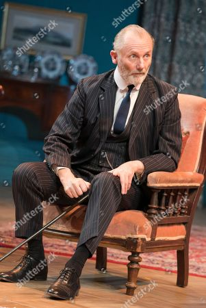 Editorial picture of 'The Winslow Boy' Play performed at Chichester Festival Theatre before National Tour, UK, 08 Feb 2018