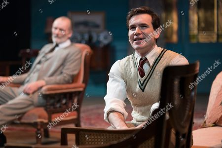 Editorial image of 'The Winslow Boy' Play performed at Chichester Festival Theatre before National Tour, UK, 08 Feb 2018