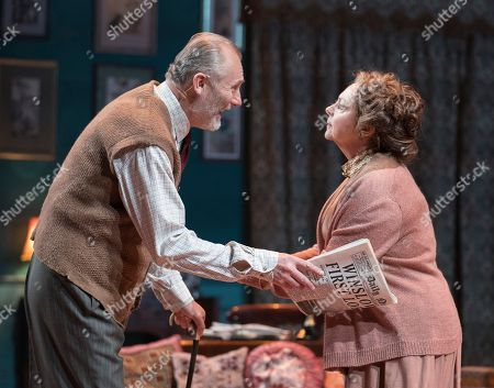 Editorial photo of 'The Winslow Boy' Play performed at Chichester Festival Theatre before National Tour, UK, 08 Feb 2018