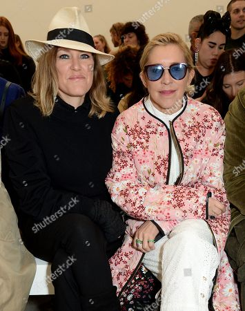 Cerys Matthews and Maia Norman