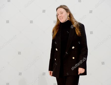 Stock Picture of Amy Powney