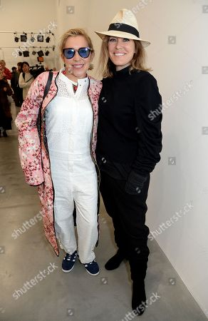 Maia Norman and Cerys Matthews