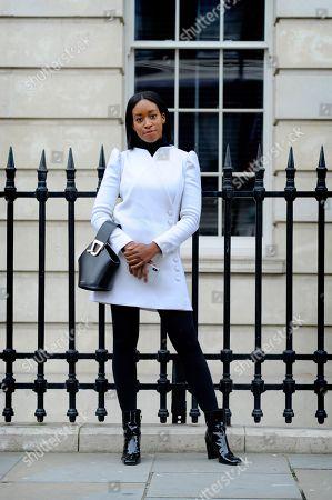 Chrissy Rutherford senior fashion editor Harpers US,