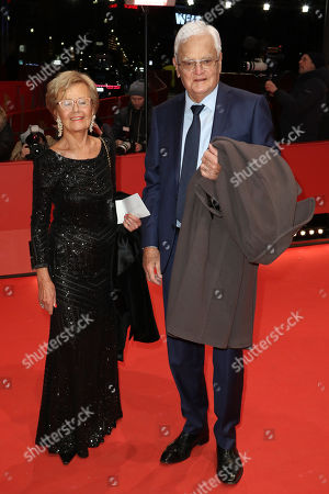Jacques Lemoine and wife