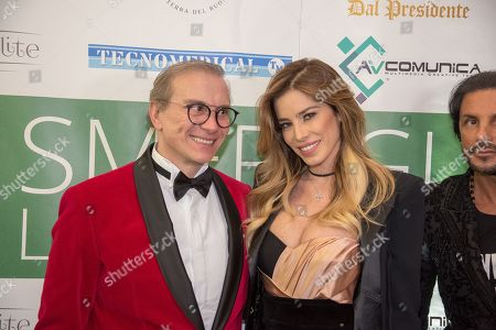 Editorial picture of Luxury Beauty Center Grand Opening, Naples, Italy - 16 Feb 2018