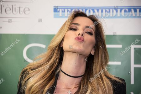 Editorial photo of Luxury Beauty Center Grand Opening, Naples, Italy - 16 Feb 2018