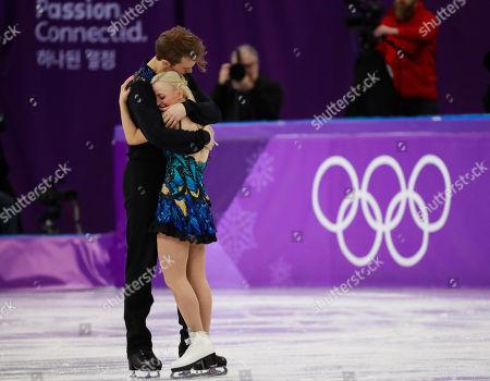 Editorial picture of Figure Skating - PyeongChang 2018 Olympic Games, Gangneung, Korea - 20 Feb 2018