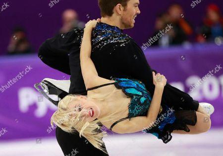 Editorial photo of Figure Skating - PyeongChang 2018 Olympic Games, Gangneung, Korea - 20 Feb 2018