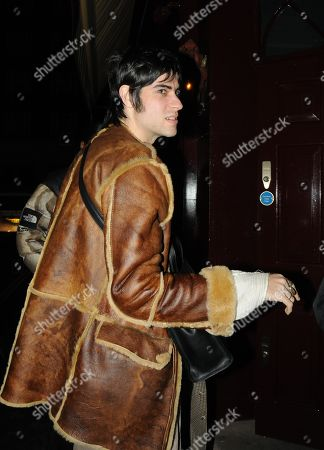 Stock Picture of Thomas Cohen