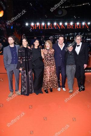Marie Baeumer, Emily Atef, Birgit Minichmayr, Denis Lavant, M